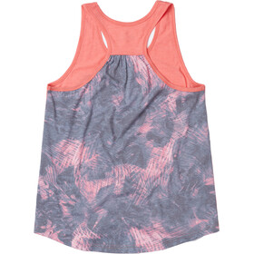 tentree Palmy All Over Print Borstzak Tanktop Dames, porcelain rose/palmy porcelain rose